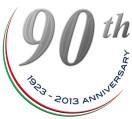 Logo 90 Anniversary