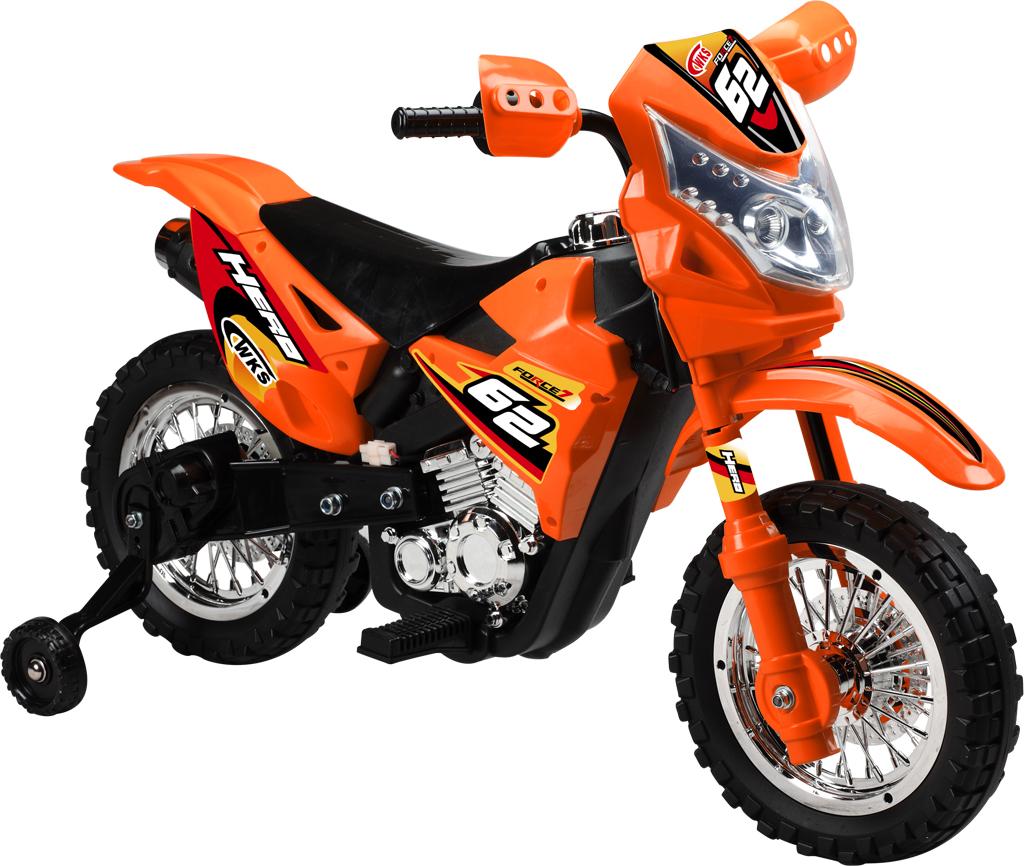 Mario schiano moto enduro orange