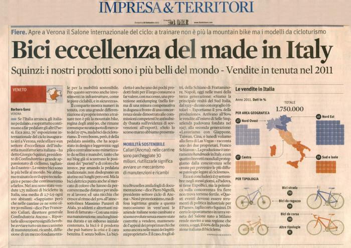 bici eccellenza del made in italy