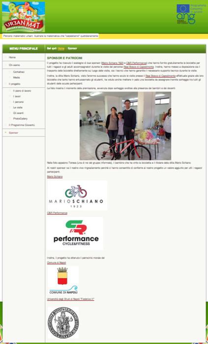 sponsor e patrocini